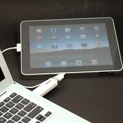 Подключение iPad к компьютеру
