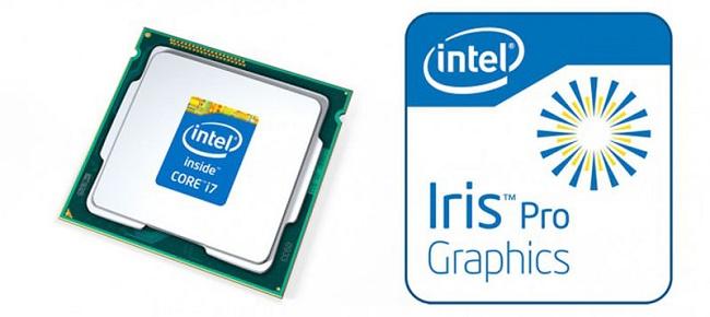 Intel Iris Plus Graphics 655