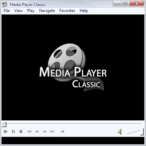 MediaPlayer Classic