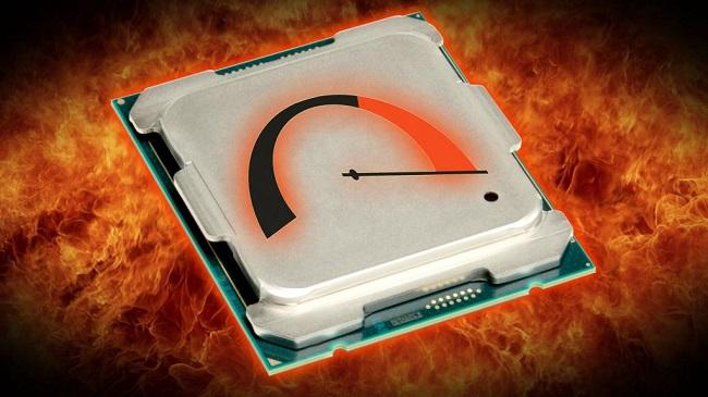 Процессор и энергопотребление