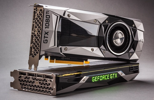 nVidia Geforce 1080 Ti