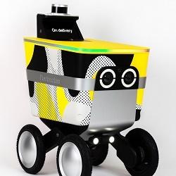 Роботы-курьеры начнут ходить по тротуарам Соединенных Штатов
