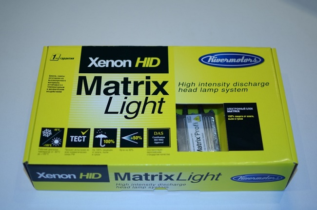 Matrix Light