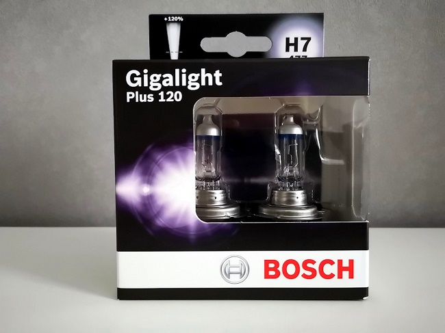 Bosch h11 gigalight plus 120