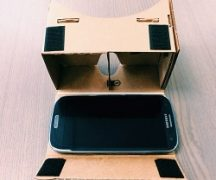 Самодельные виртуальные очки