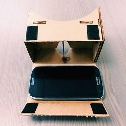 Самодельные очки виртуальной реальности