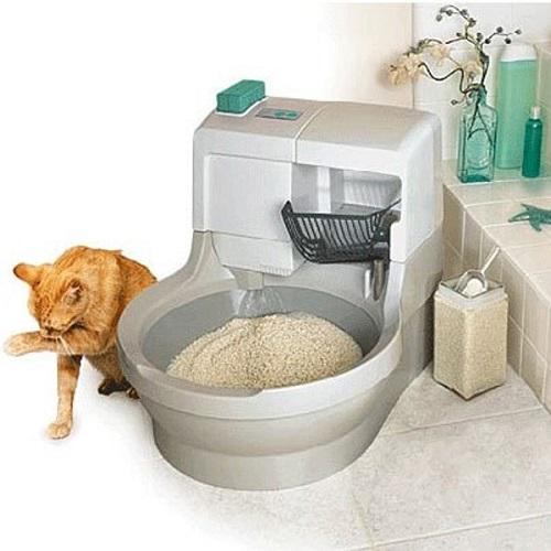 Автоматический туалет