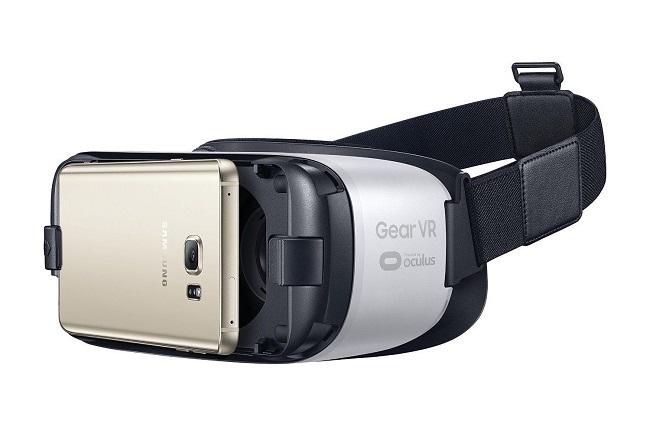 Смартфон и виртуальные очки