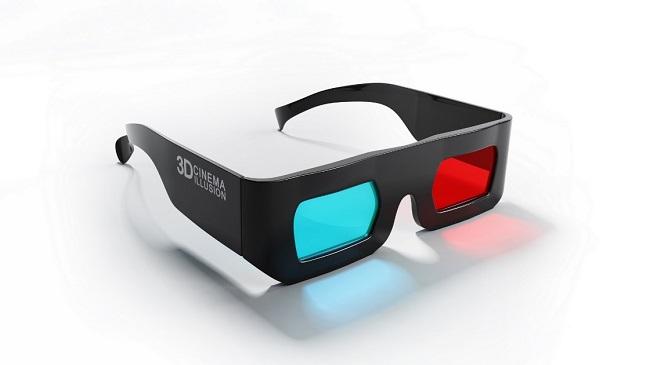 Телевизионные очки
