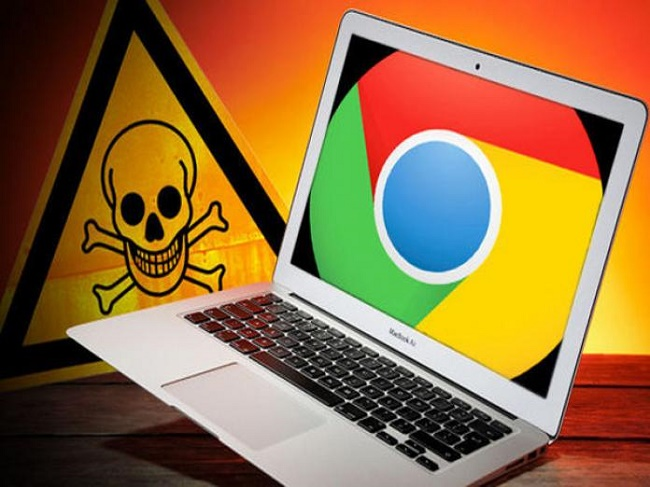 Chrome против фишинга
