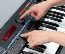 Выбор синтезатора