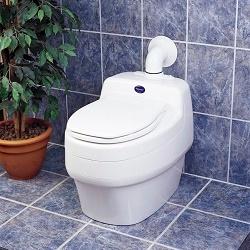 Как устроен и работает биотуалет в доме без канализации