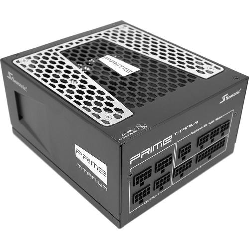 SEASONIC Electronics Prime Ultra Titanium 650W SSR-650TD