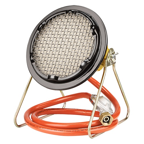 Металлический инфракрасный газовый обогреватель