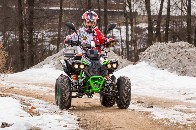 MOTAX ATV Raptor Super LUX 125 CC