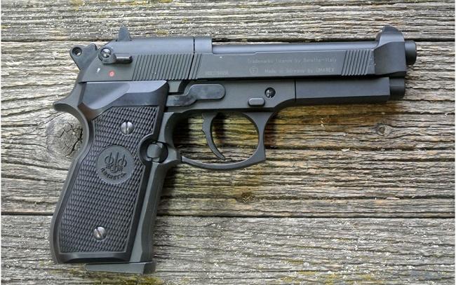 Пневматический пистолет мощностью выше 5 Дж