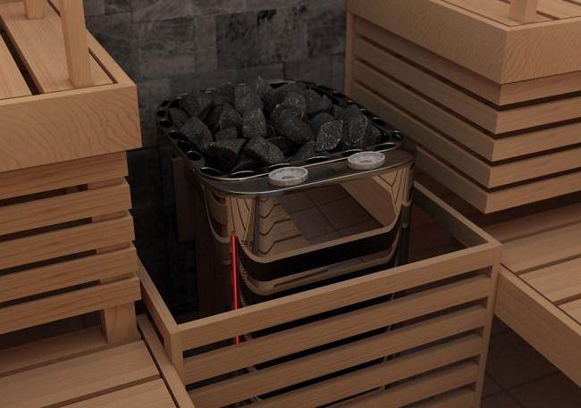 электрические печь для финской сауны