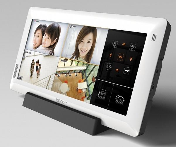 Видеодомофон с видеорегистратором