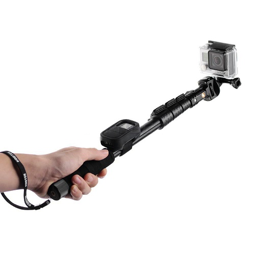 Телескопическая селфи палка