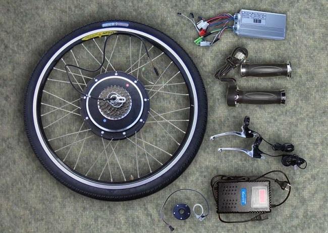 Конструкция колеса