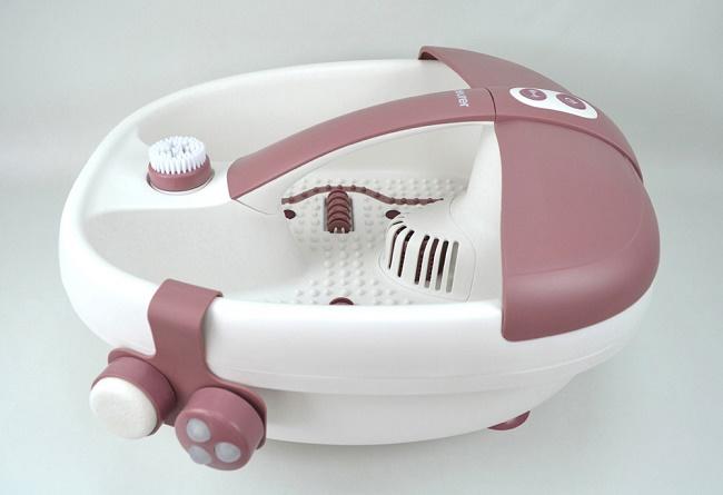 Боковые регуляторы на ванночке