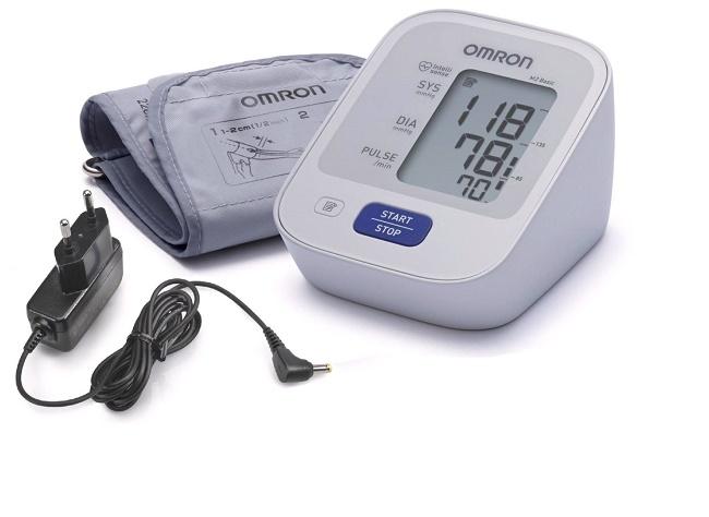 Omron M2 Basic + адаптер (HEM 7121-ARU)