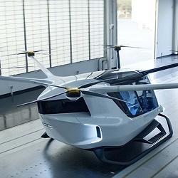 Новейшая модель аэротакси Alaka'i Technologies