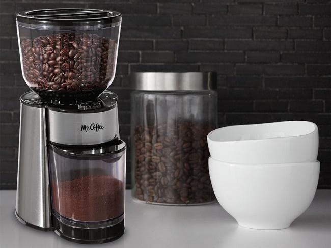 жерновые кофемолки