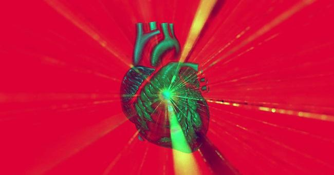 Новый лазер распознает личность по ритму сердца