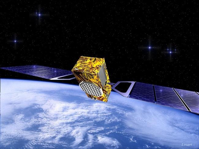 Спутниковый комплекс