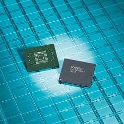 13- минутная остановка на заводе Toshiba приведет к подорожанию чипов флэш-памяти