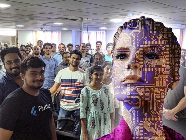 Индийский стартап