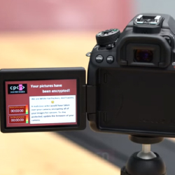 Фотоаппараты подвержены вирусам так же, как и компьютеры