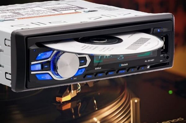 Автомагнитола с СД дисками