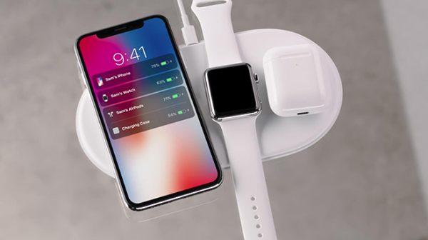 Беспроводная зарядка для новых модей iPhone