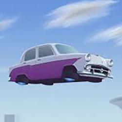 Российские специалисты намерены создать летающий автомобиль