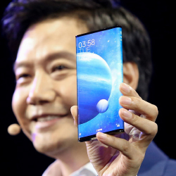 Уникальный смартфон Mi MIX Alpha от Xiaomi стоимостью 180000 рублей скоро поступит в продажу