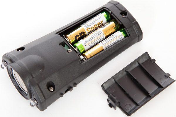 отпугиваетль с отсеком для батареек