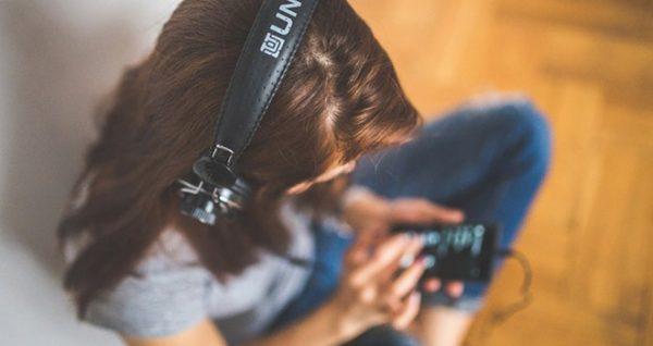 Аудио через смартфон