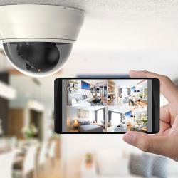 Камеры видеонаблюдения в системе умного дома
