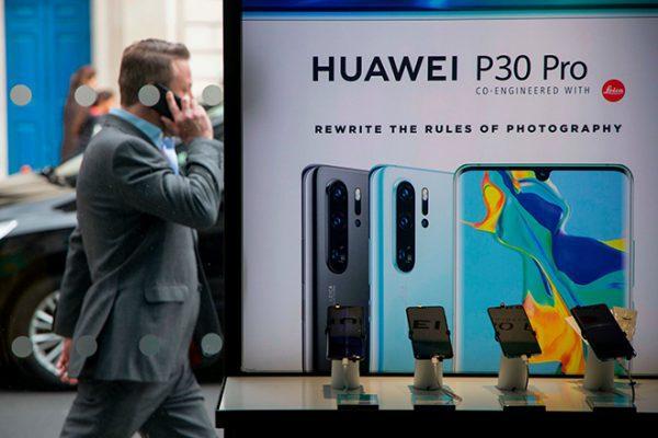 Телефоны Компании Huawei