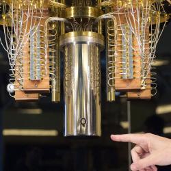 Соперничество квантовых машин и суперкомпьютеров