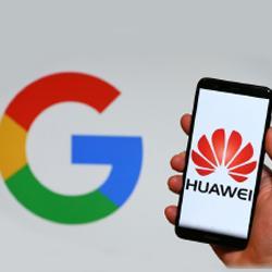 Huawei утратил право устанавливать Google-средства на свои смартфоны