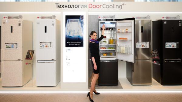 LG Door Cooling