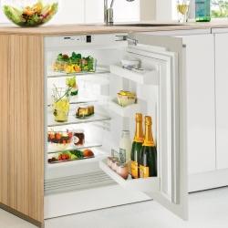 Как встроить обычный холодильник в кухню самостоятельно