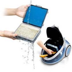 Как очищать фильтр от пылесоса
