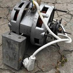 Подключение двигателя от старой стиральной машины