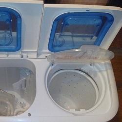 Причины отказа центрифуги в стиральной машине полуавтомат