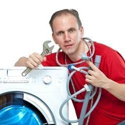 Стиральная машина в ванной комнате 41 фото правила установки Как заземлить и установить самостоятельно машину с подключением ко всем коммуникациям