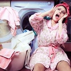 Что делать, если при отжиме стучит стиральная машина